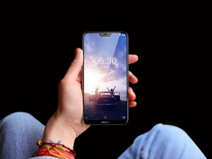 گوشی موبایل نوکیا ایکس هفت به زودی رونمایی می شود