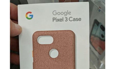 Official Google Pixel 3 case