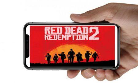 بازی Red Dead Redemption 2 را در گوشی موبایل خود تجربه کنید