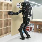 روبات ژاپنی نصاب دیوار می شود!