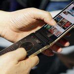 شرکت کره ای سامسونگ موبایل منحصر به فردی را تولید می کنید