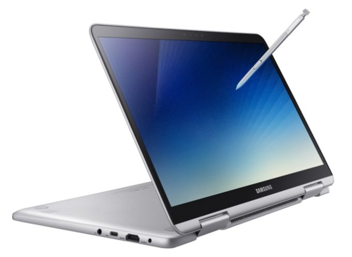 لپ تاپ Notebook Flash سامسونگ ؛ ایده ای نو در بازار کامپیوتر