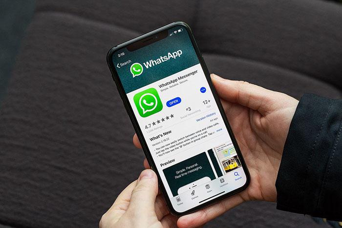 واتساپ باگ امنیتی برنامه خود را برطرف کرد