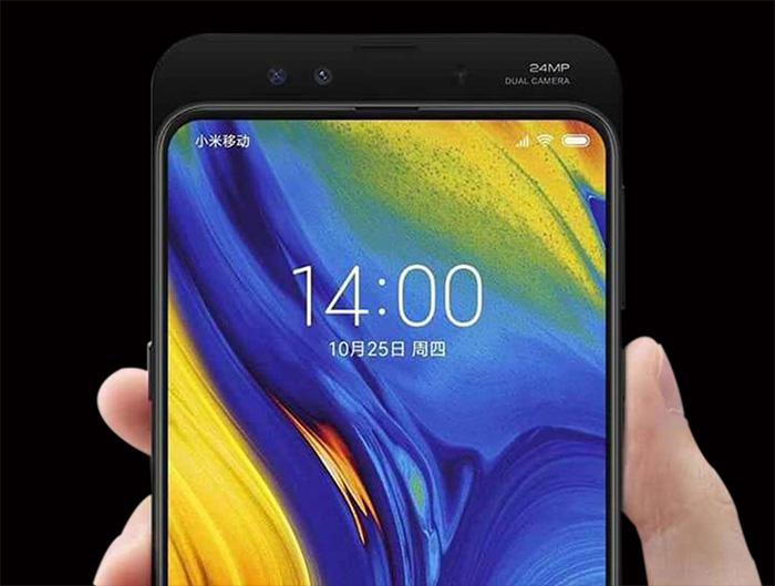 تیزر جدید گوشی موبایل می میکس 3 باز هم شگفتی سازی کرد