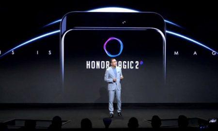 گوشی موبایل Honor Magic 2 ؛ شمارش معکوس برای رونمایی