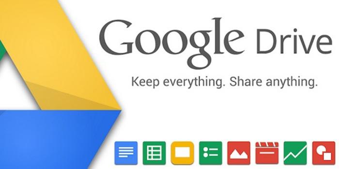 بهترین برنامه های اندروید در سال 2018 برنامه Google Drive Suite