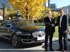 همکاری بایدو و فورد برای توسعه خودروی خودران در چین