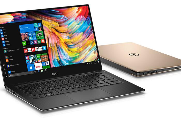 بهترین لپ تاپ های 2018 ،لپ تاپ Dell XPS 13