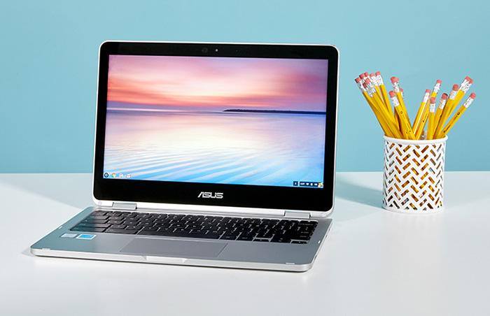بهترین لپ تاپ های 2018،لپ تاپ Asus Chromebook Flip C302CA