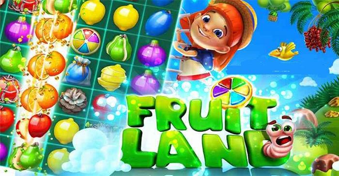 دانلود بازی پازل Fruit Land