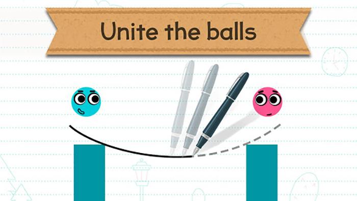 دانلود بازی پازل Love Balls