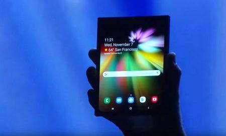 گوشی تاشوی سامسونگ مزین به بیکسبی 3.0 خواهد بود