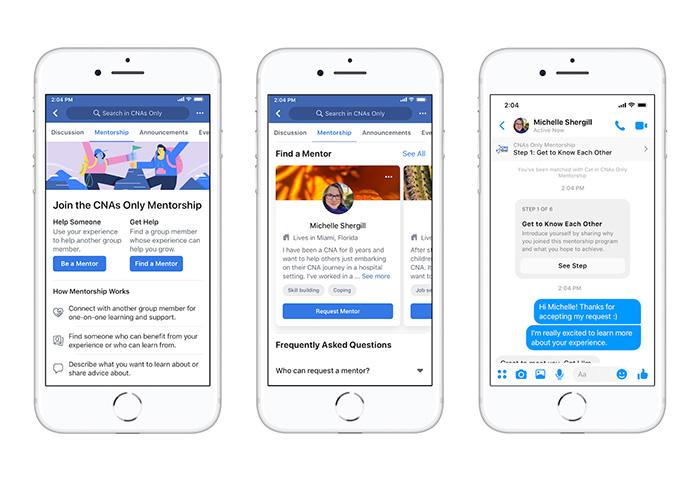 فیس بوک پا در کفش لینکدین کرد!