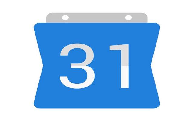 سیستم تعبیه شده در اپلیکیشن تقویم گوگل