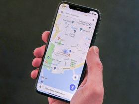 به روزرسانی جدید و جالب توجه برنامه نقشه گوگل