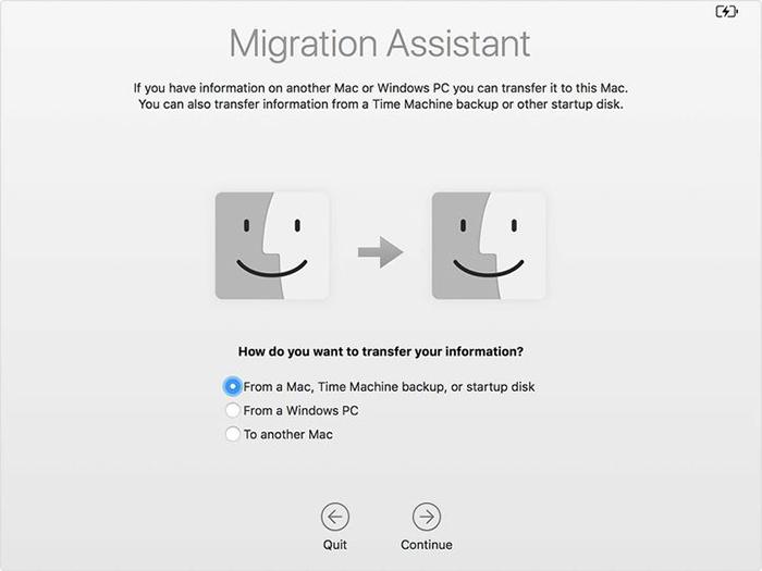 چگونه فایل های خود را از Mac قدیمی به جدید منتقل کنیم؟