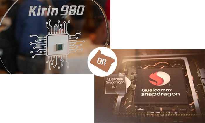 پردازنده گوشی هواوی بهتره یا شیائومی