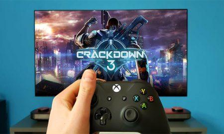 مایکروسافت بالاخره زمان رونمایی از بازی Crackdown 3 مشخص کرد!!