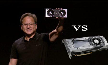 مقایسه کارت گرافیک RTX 2070 و GTX 1080