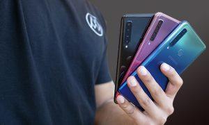 جدیدترین گوشی موبایل سامسونگ شگفتی ساز می شود