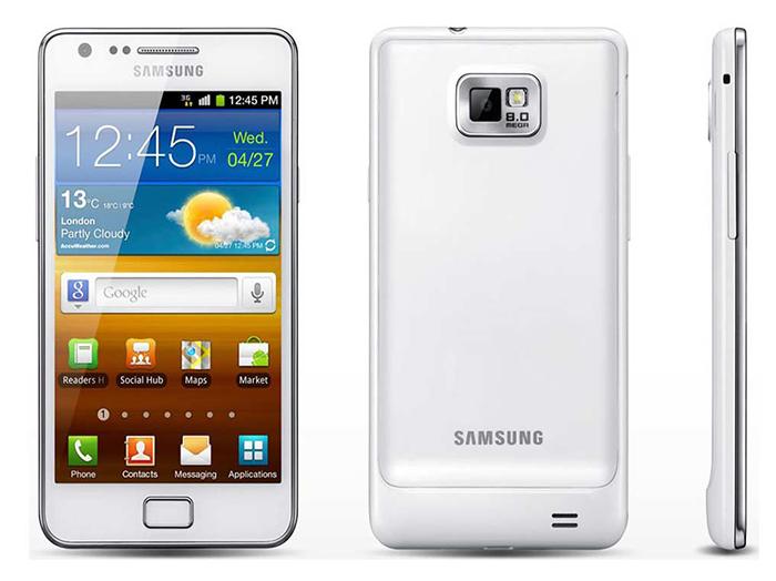 گوشی های سری اس سامسونگ، گوشی Galaxy S II (2011)