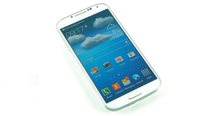 گوشی های سری اس سامسونگ -گلکسی S4 (2013)