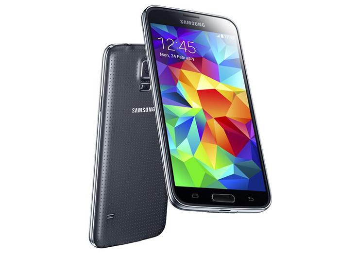 گوشی های سری اس سامسونگ -گوشی S5 (2014)