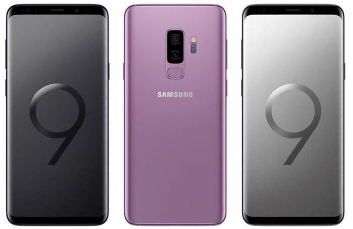 گوشی های سری اس سامسونگ - گوشی Galaxy S9 (2018)