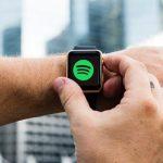 تست اپلیکیشن اسپاتیفای در ساعت های هوشمند اپل