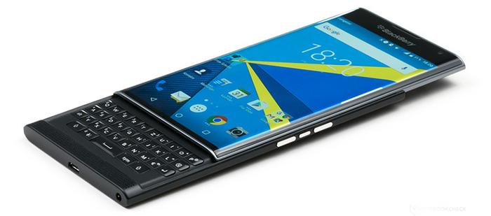 عجیب و غریب ترین نام گوشی BlackBerry Priv