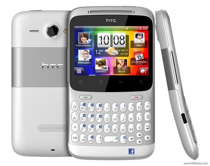 عجیب و غریب ترین نام گوشی HTC ChaChaو HTC Salsa
