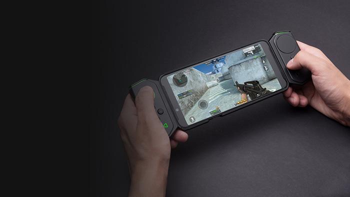 گوشی هوشمند Xiaomi Black Shark Helo ؛ قدرتمند ترین موبایل شیائومی