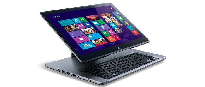 شرکت ایسر لپ تاپ های ایسر اغلب با ظرافت و از مواد مستحکم ساخته می شوند