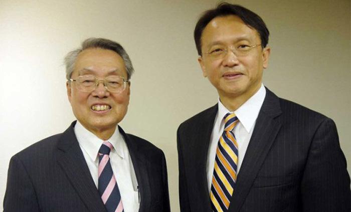 مدیر شرکت ایسر جیسون چن