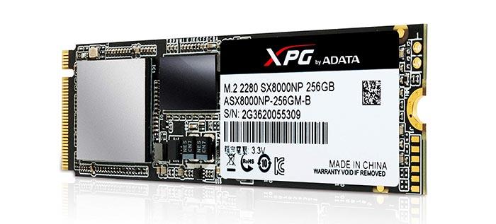 درایو SSD مخصوص بازی SX8000