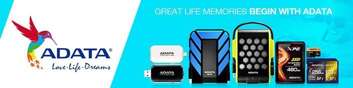 محصولات ADATA