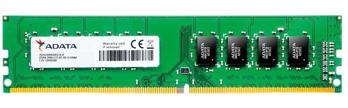 شرکت ADATA،تعداد هاردهای ADATA DDR4 در دنیا گسترش یافت