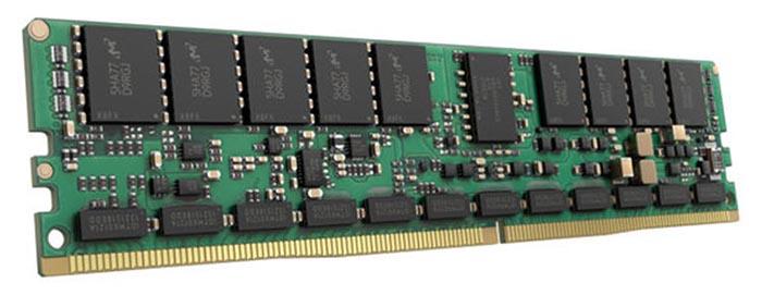 تولید حافظه های DDR4