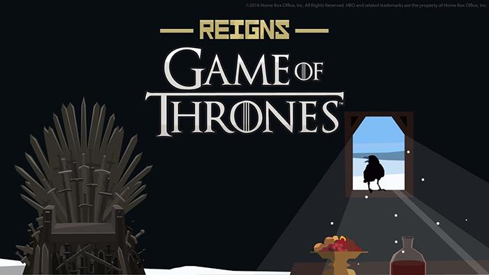 بهترین بازی های اندروید و iOS بازی Reigns : Game Of Thrones