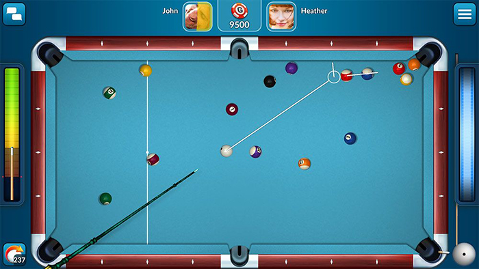 بهترین بازی های اندروید و iOS بازی Pocket Run Pool