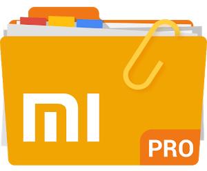 نرم افزار مدیریتی Mi File Manager – File Management and Transfer