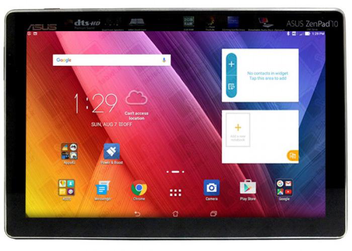 شرکت ایسوس؛تبلت Asus Zenpad 3S نسخه 10 اینچی