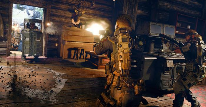 بازی هیجان انگیز Call of Duty: Black Ops 4 یکی از جذاب ترین بازی های تیراندازی اول شخص بوده که توسط کمپانی Activision تولید شده است.