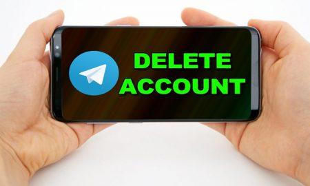 دیلیت اکانت تلگرام به همراه آموزش تصویری