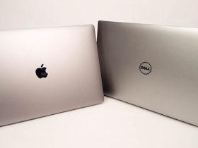لپ تاپ Dell بخریم یا مک بوک؟