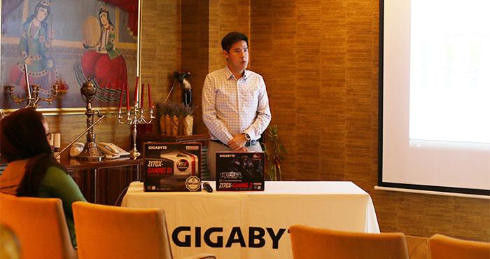شرکت گیگابایت در بازار ایران