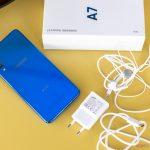 گوشی هوشمند گلکسی A7 نسخه 2018 وارد بازار ایران شد