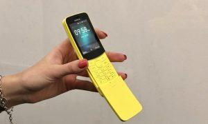 فروش بالای گوشی های نوکیا ؛ بازگشت یک اسطوره
