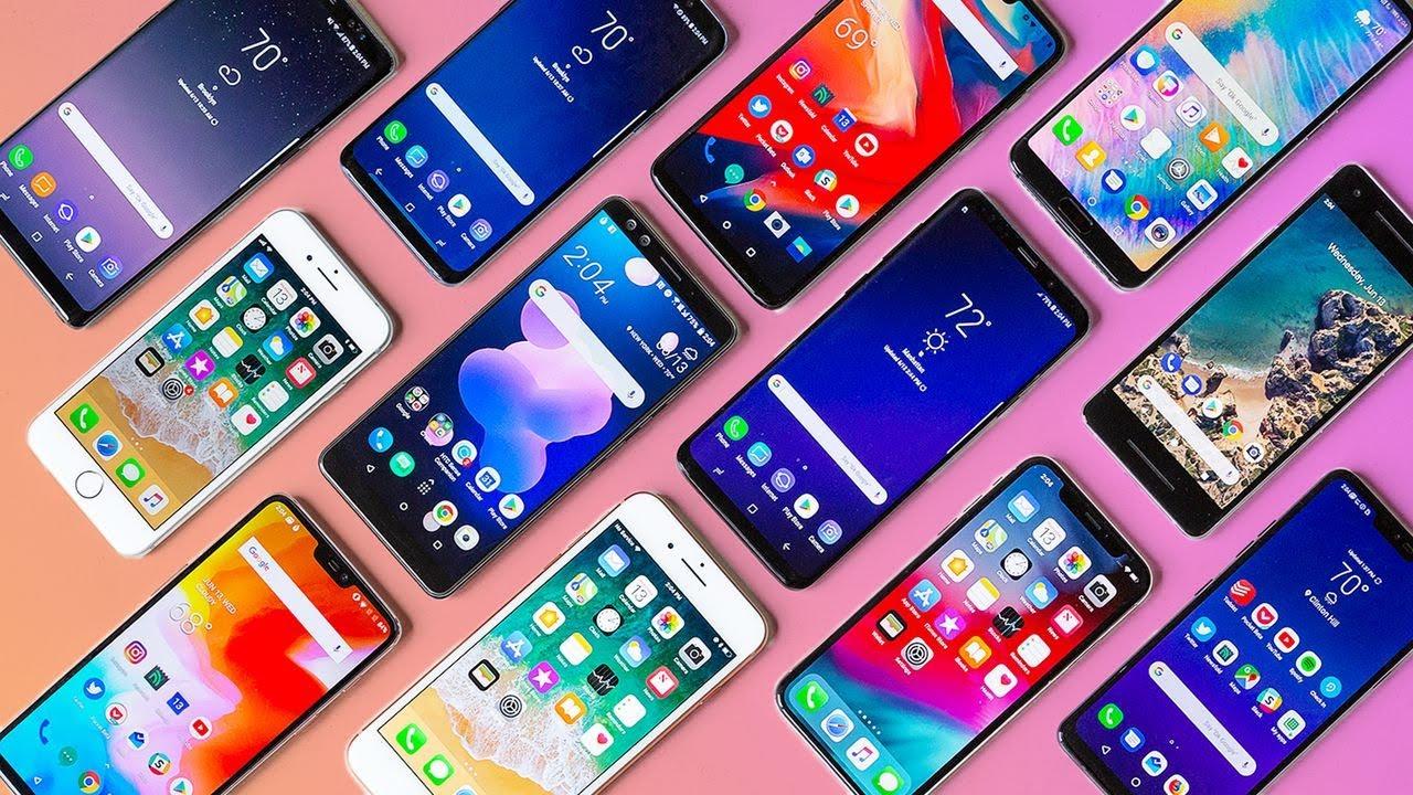 گوشی های 2018