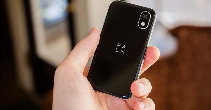 بررسی تخصصی گوشی پالم
